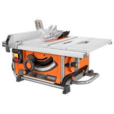 home depot black friday tile ridgid portable table saw u2013 10 inch r4516 home depot canada