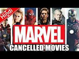 marvel cancelled movies explain in hindi youtube