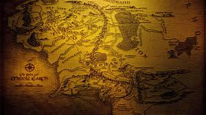 wallpaper middle earth map of middle earth wallpaper 42 images