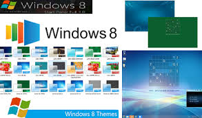 windows 8 designs top windows 8 themes for windows 7