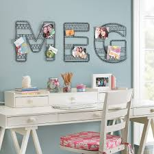 crafty teen room decor love this wall art idea from pb teen by