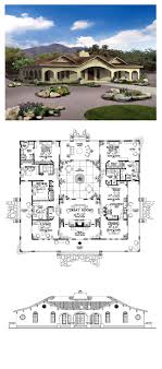 adobe style home plans 17 best adobe home plans images on cool house plans