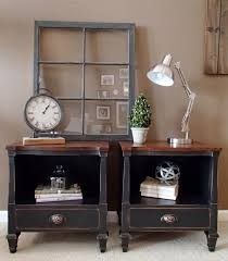 furniture sets tall rustic nightstands handmade rustic