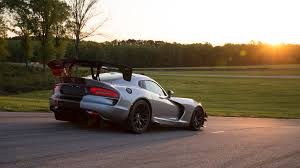 Dodge Viper Generations - dodge viper acr heading back to the nurburgring for a new record