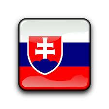 Slovak Flag Clipartist Net Clip Art Sk Slovakia Fav Svg