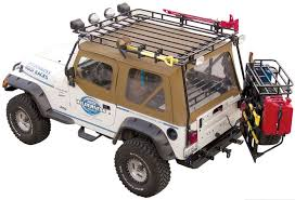 cargo rack for jeep wrangler roof rack advice jeep wrangler forum