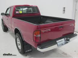 2002 toyota tacoma rear bumper replacement westin match rear bumper installation 2000 toyota