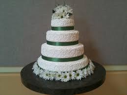 satin ribbon wedding cakes northern va dc and md catering by