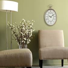 overstock com home decor stratton home decor elegant wall clock free shipping today