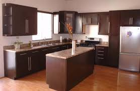 l shaped kitchen designs with island pictures l shaped kitchen layout with black wood cabinet with small island