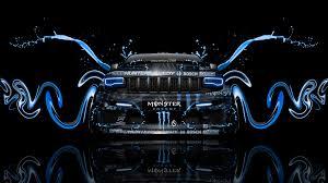 blue jeep grand cherokee srt8 monster energy jeep grand cherokee srt8 front plastic car 2014