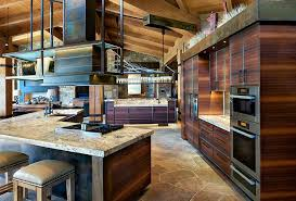 colorado kitchen design eberl residence organic fusion of rustic beauty and modern luxury
