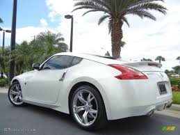 nissan sport coupe pearl white 2012 nissan 370z sport coupe exterior photo 69236904