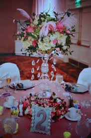 wedding centerpieces inspired by disney fairytale wedding