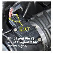 iat sensor performance chip installation procedure 2002 2003 2004