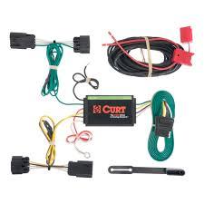 dodge dart 2013 2016 wiring kit harness curt mfg 56179