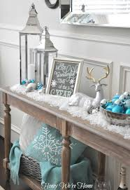 house of turquoise turquoise holiday decor honey we u0027re home