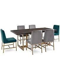 Dining Table With Grey Chairs Dining Room Sets Macy U0027s