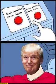 How To Make A Meme With Two Pictures - donald faces a tough decision on his first day in the oval office