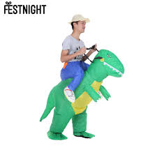T Rex Costume Online Shop Inflatable Dinosaur T Rex Costume Jurassic World Park