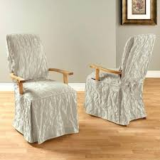 seat covers for dining room chairs dining chair covers dining arm chair covers image for
