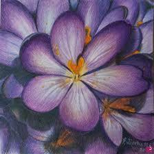 fiori viola vendita quadro fiori viola licchelli pitturiamo