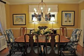 Modern Colonial Traditional Dining Room DC Metro By Lauren - Colonial dining rooms