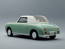nissan figaro nissan figaro concept 1989 u2013 old concept cars
