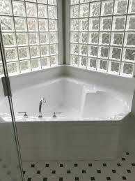 carolina charm master bathroom renovation the tub