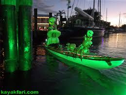 kayaking the 2014 seminole hard rock winterfest holiday boat