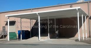 Residential Aluminum Awnings Large Commercial Aluminum Awning Installation