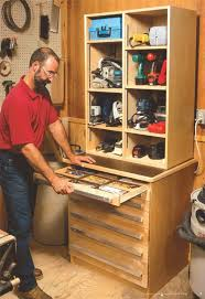 Tool Storage Shelves Woodworking Plan by 169 Best Tool Storage Images On Pinterest Workshop Ideas