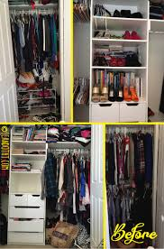 icandeclutter days 4 6 closet u0026 garage u2013 i can do that