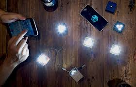 small led lights test the portability of mobile the
