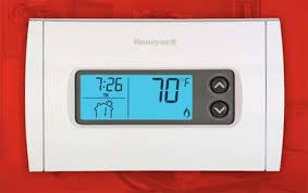 honeywell thermostat manual rth2310b 28 images honeywell