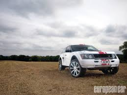 land rover bowler exr s bowler nemesis exr european car magazine