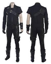 captain america 3 civil war hawkeye cosplay costumes avengers