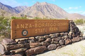 Where Is Anza Borrego by Trail Ride In Anza Borrego State Park Horse U0026rider Western