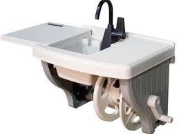 backyard gear outdoor sink 13 backyard gear outdoor sink with hose and hose reel outdoor sink