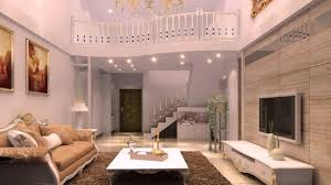 interior design duplex house home deco plans