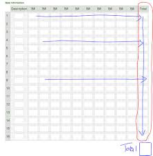 Google Spreadsheet Widget How Can I Have My Matrix Widget Auto Total Values From Rows And