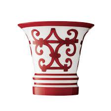 Small Red Vases Hermès Balcon Du Guadalquivir Small Vase Michael C Fina