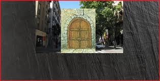 Antiguas Puertas De Zaragoza
