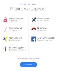 Jobs With Resume by Jobify The Most Popular Wordpress Job Board Theme By Astoundify