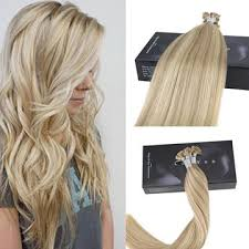 keratin bonded extensions flat tip keratin per bonded fusion human hair extensions p18 613