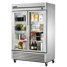 modern kitchen equipment ideas true refrigerator t 49g 54 inch design with cool two