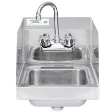 stainless steel hand sink wall mount commercial stainless steel hand wash sink wall mount with sidesplash