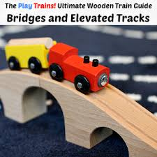 Melissa And Doug Train Table The Play Trains Guide To The Best Wooden Train Sets 2017