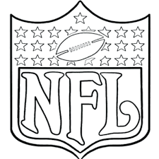 coloring pages football teams flag afl colouring sheets