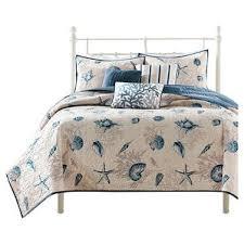 Nautical Comforter Set Beach U0026 Nautical Bedding Sets